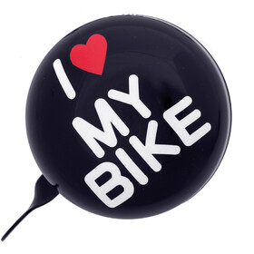 URBAN PROOF Ding Dong Bike Bell 8cm white/black